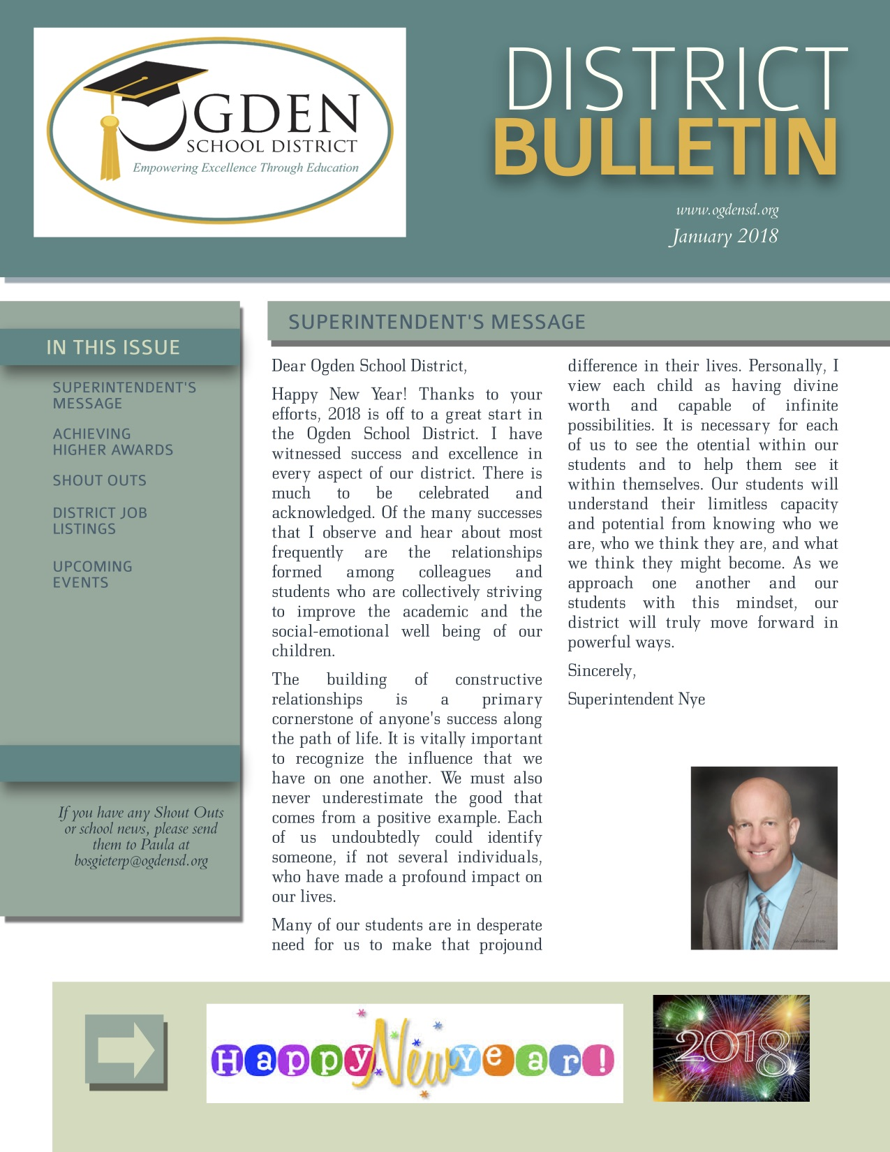 January District Bulletin