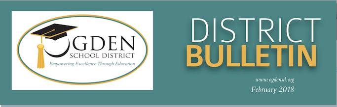 Ogden School District Bulletin