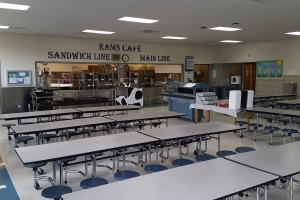 Tour Cafeteria Left